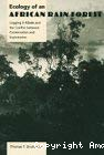 Ecology of an african rain forest