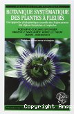 Botanique systématique des plantes à fleurs
