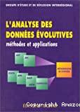 L'analyse des données évolutives. Méthodes et applications.