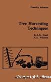 Tree harvesting techniques