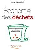 Economie des déchets