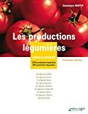 Les productions légumières