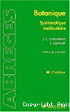 Botanique : systématique moléculaire. 13ème édition.