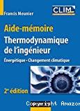 Thermodynamique de l'ingénieur