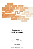 Properties of water in foods in relation to quality and stability - NATO advanced research workshop ISOPOW 3 (11/09/1983 - 16/09/1983, Beaune, France).