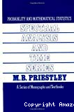 Spectral Analysis and Time Series