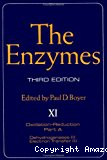 The enzymes. Volume XI : oxydation-reduction. Part. A : dehydrogenases (I), electron transfer (I).