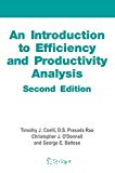 An introduction to efficiency and productivity analysis.