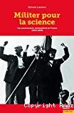 Militer pour la science