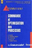 Commande et optimisation des processus.