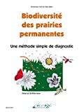 Biodiversité des prairies permanentes