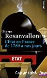 L' État en France