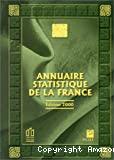Annuaire statistique de la France. Edition 2000. Résultats de 1998.