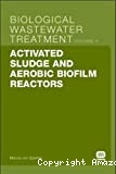Biological wastewater treatment series. Vol. 5 : Activated sludge and aerobic biofilm reactors.